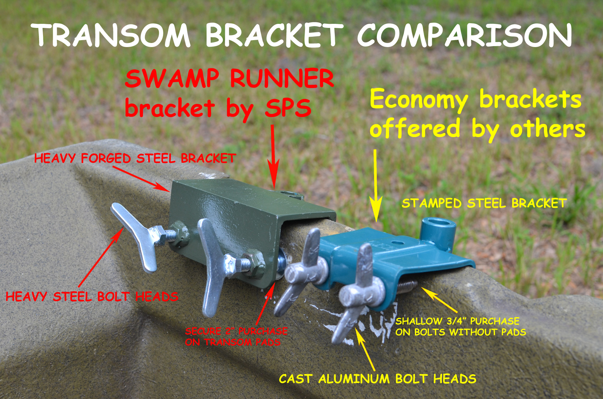 Small Swamp Runner™ Kit (3.5-7hp)-117