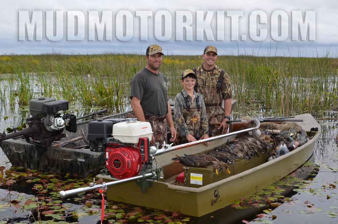 Large Swamp Runner™ Kit (HONDA/BRIGGS/PREDATOR 16-24hp)-57
