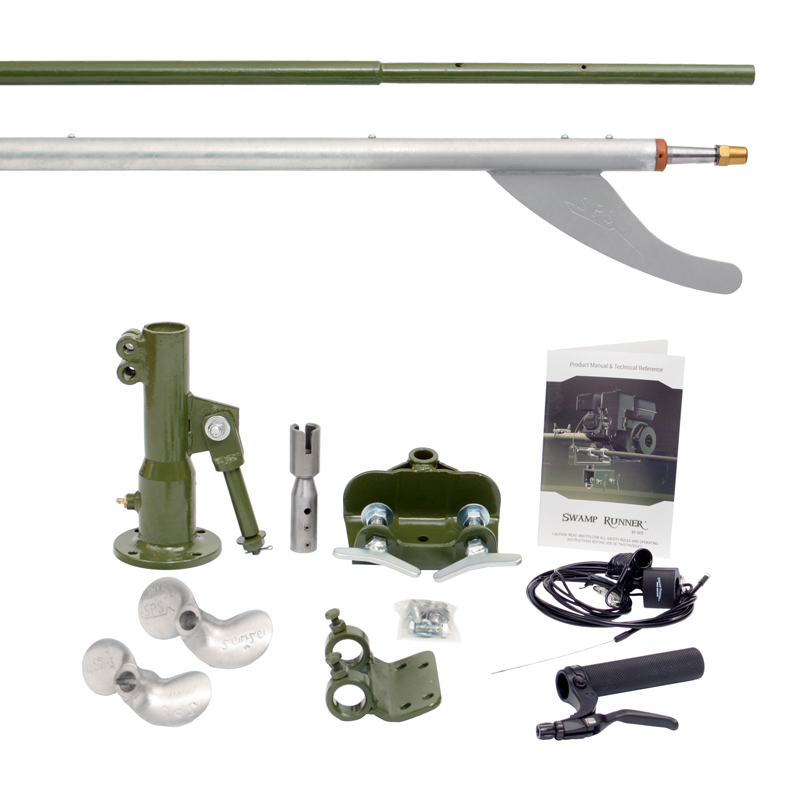 Mini Swamp Runner™ Kit (2.5-3hp)-172