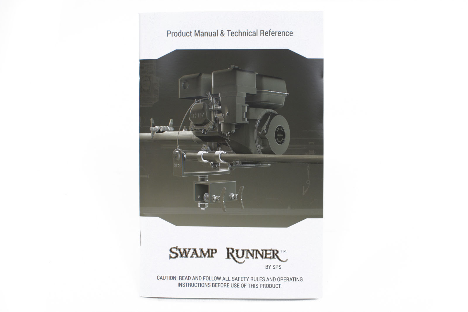 Backwater Inc Mud Motor Manual Guide