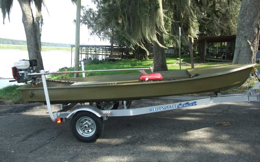 WIGEON DUCK BOAT REVIEW